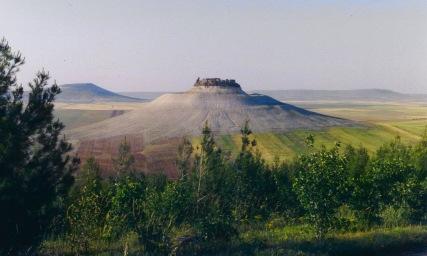 سلمية - قلعة شميميس