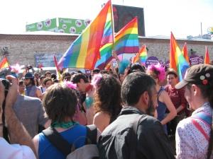 Gay Pride Istanbul 2011